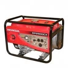 Honda Ep2500 Generator Buy Generator Deluxe Nigeria Store
