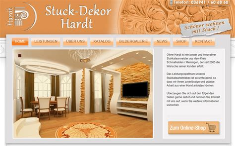 stuck dekor neue stuck dekor homepage geht