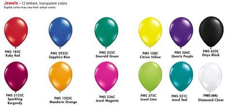 tone on tone color jewel tone colors color chart arches balloon decor