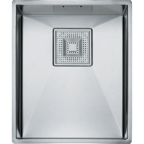 34 stainless steel kitchen sink franke peak pkx110 34 stainless steel kitchen sink sinks