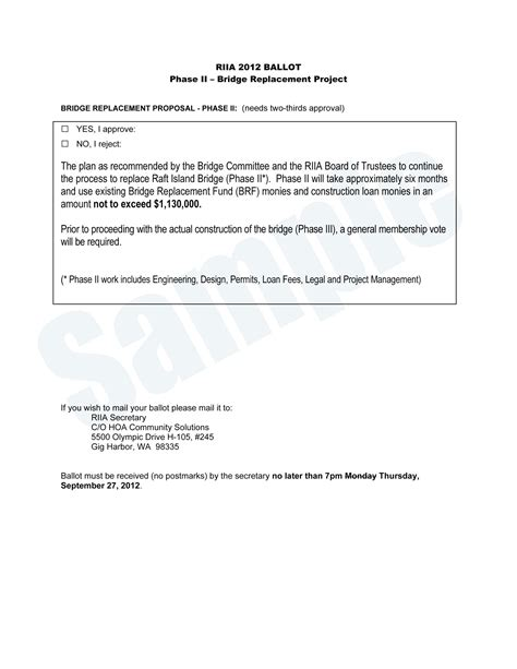 proxy vote form template template proxy voting form template