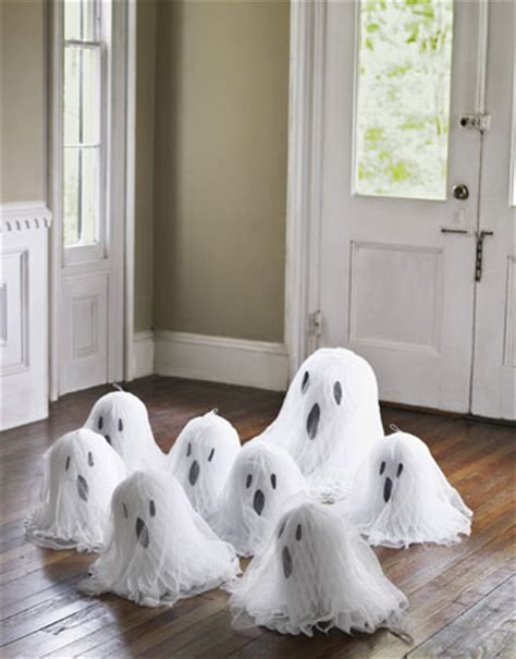 diy ghost easy diy decorations paper ghosts