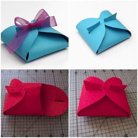 schachteln basteln f 252 r kleine geschenke vorlagen und ideen - Kleine Box Basteln
