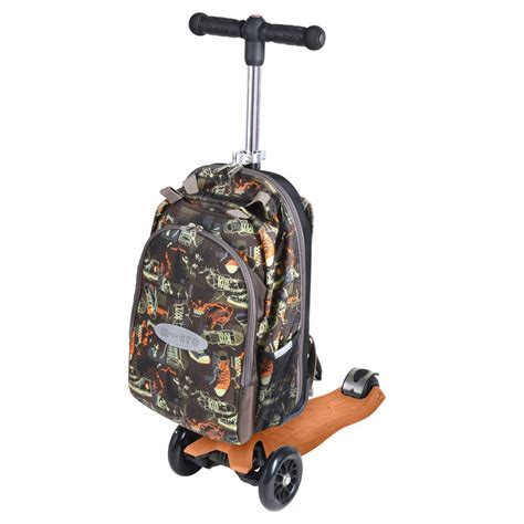 Maxi 4in1 maxi micro 4in1 luggage scooter trainers myproscooter