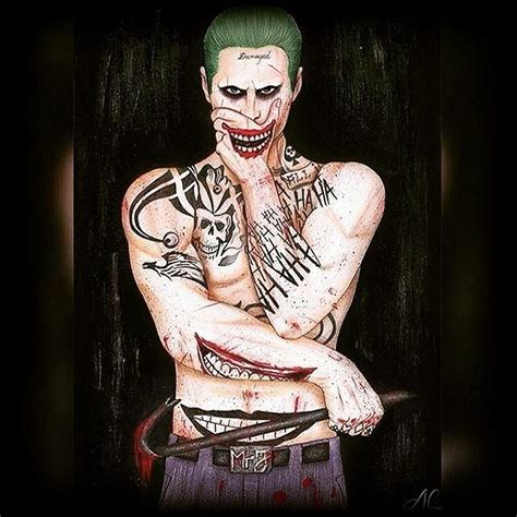 joker tattoo on hand 17 best images about joker on pinterest jared leto