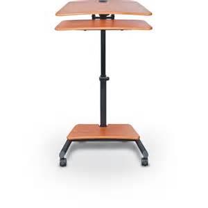 Sit And Stand Desks Up Rite Workstation Mobile Adjustable Sit And Stand Desk Mooreco Inc Best Rite Balt