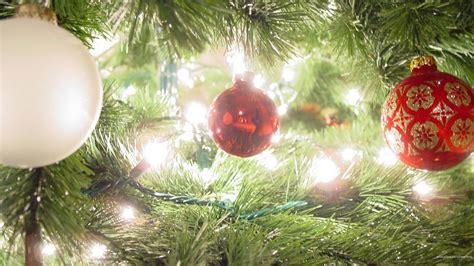 merry christmas holiday winter snow beautiful tree gift santa wallpapers hd desktop