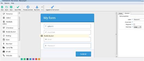tutorial php generator tutorial menggunakan generator formoid kursus php