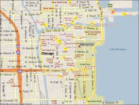 Chicago Street Numbers Map by Chicago Street Map Submited Images