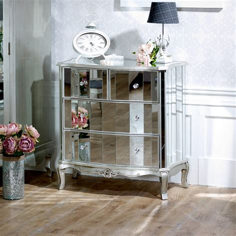 tiffany range  drawer chest flora furniture