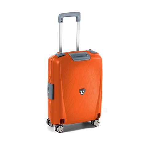light cabin luggage cabin luggage roncato light 55 cm sus maletas