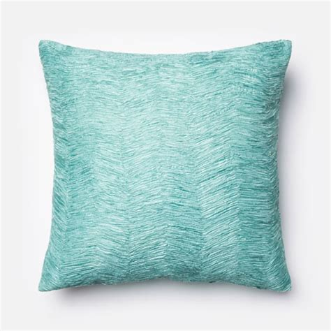 blue bed pillows light blue 22 inch decorative pillow modern bed pillows