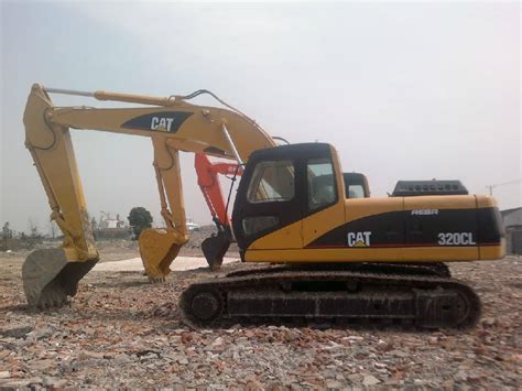 used caterpillar excavator 320cl for sale china