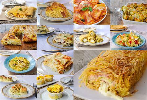 cucina primi piatti primi piatti ricette facili veloci e sfiziose
