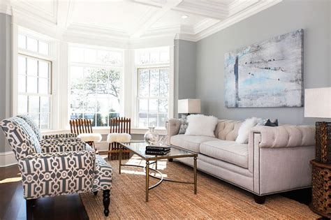 beach style living room coastal living in fairfield county beach style living