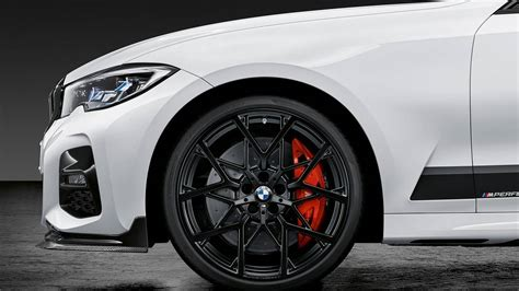 Bmw 3 Series 2019 Grey by 2019 Bmw 3 Series Shows Its Sporty M Performance Parts