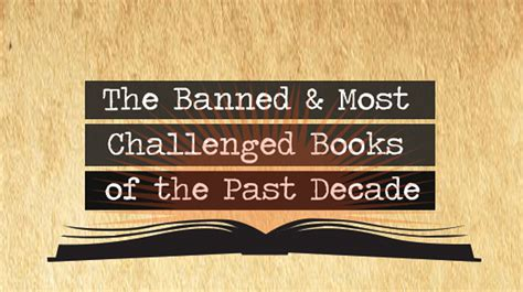being challenged books these are the top 10 banned books of the past 10 years