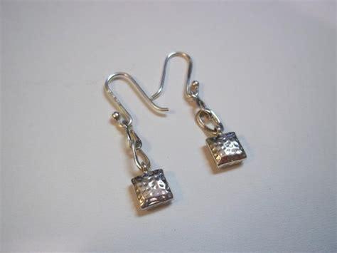 w1639 retired silpada geometric sterling earrings