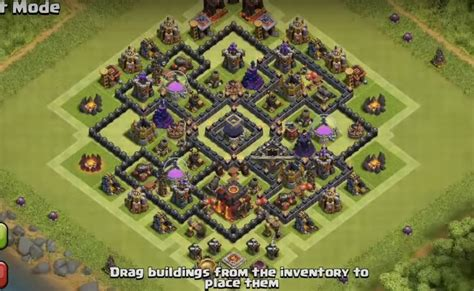 layout coc th8 9 epic th8 war base layouts farming base layouts for 2016