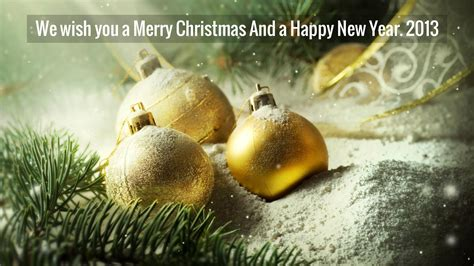 merry christmas   happy  year full hd wallpaper    wondrous pics