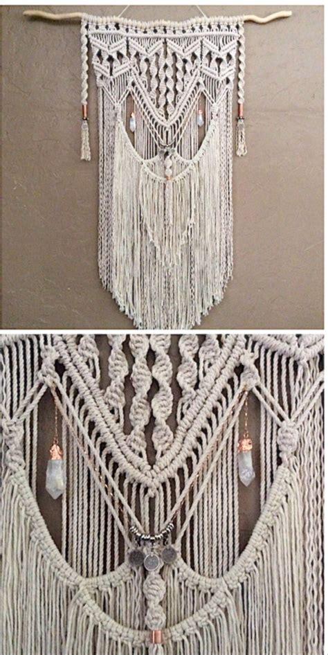 Macrame Wall Hanging Designs - this macrame wall hanging bohemian you can get