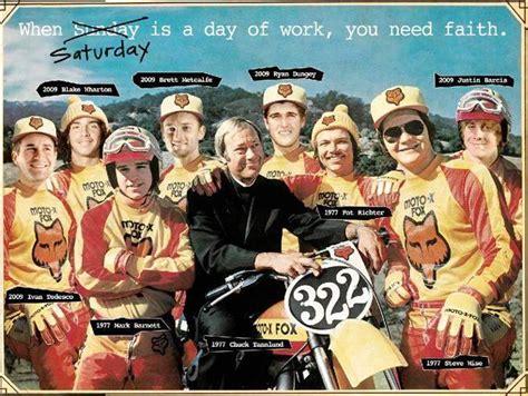 fox valley motocross team fox goes retro at unadilla racer x online