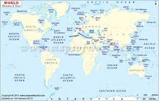 us map with oceans and rivers visit all five of the major oceans list