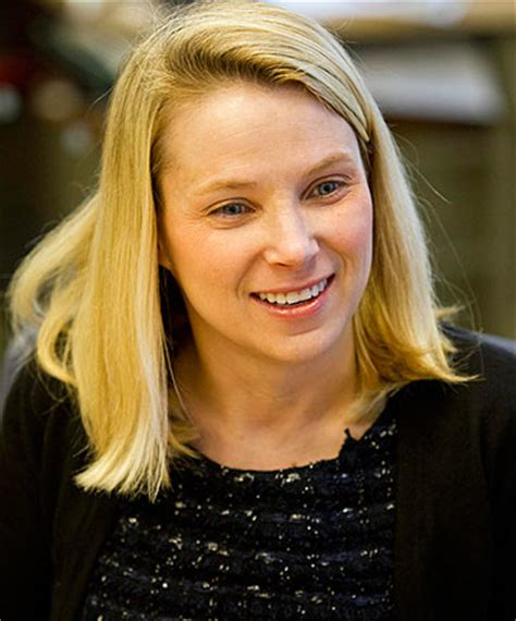 yahoo boss marissa mayer angers employees by building a nursery for the truth about marissa mayer stuff co nz