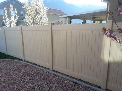 vinyl privacy fence deck supply