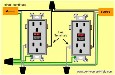 basic electrical wiring diagrams deck lights outlets 100