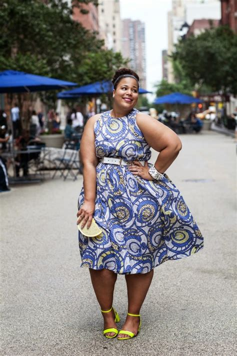 Short Gowns Ankara For Fat Ladies | 55 ankara african print styles for plus size women 2016