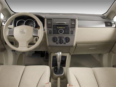 nissan tiida sedan interior 2008 nissan tiida sedan pictures information and specs