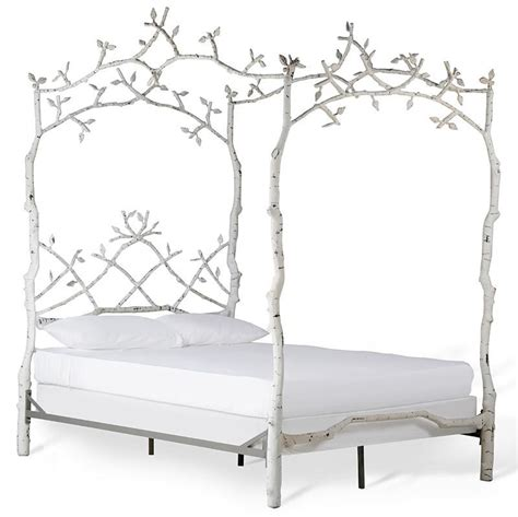 forest canopy bed forest dreams canopy bed with simple footboard