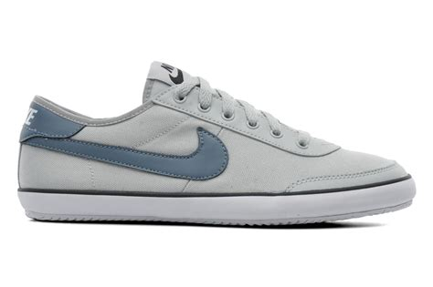 Nike Sweeper Text Grey White nike nike sweeper textile trainers in grey at sarenza co uk 215839