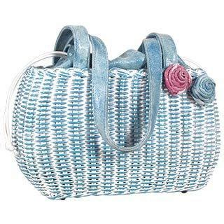 Ellie Bag Jimshoney Promo Sale Tas tote sky blue products on sale