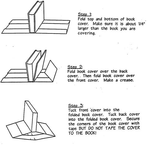 How To Make A Book Cover With Paper - how to make a paper book cover 28 images how to make a