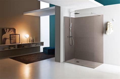 doccia senza box box doccia senza telaio rci riscaldamento