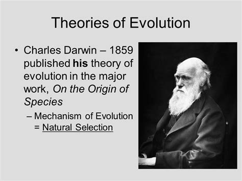 darwin c r 1859 on the origin of species by means of evolution ppt video online download
