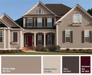 Home Exterior Colors Pinterest The World S Catalog Of Ideas
