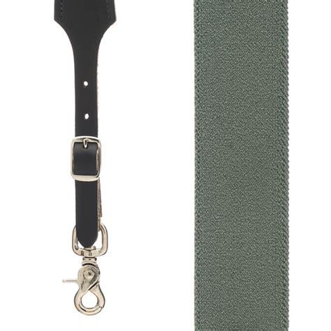 rugged suspenders green rugged comfort western suspenders suspenderstore