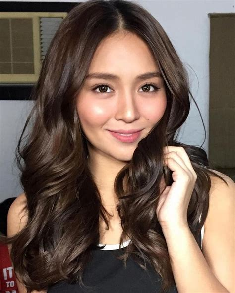 kathryn bernardos hair color the 25 best kathryn bernardo ideas on pinterest daniel