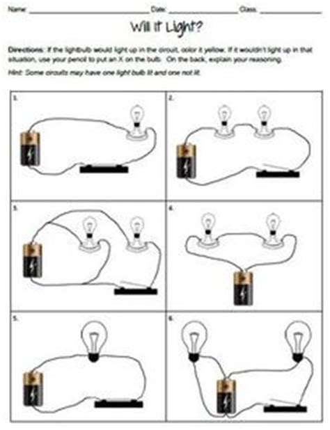 parallel circuits ks2 series and parallel circuits worksheets circuitsreview electricity the science in