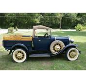1930 Ford Model A Pickup Truck VIN A394931  Hemmings Daily