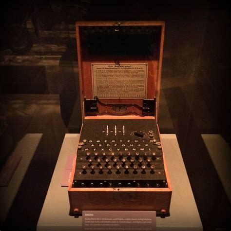 film enigma machine spy the exhibit explores the secrets of tradecraft at