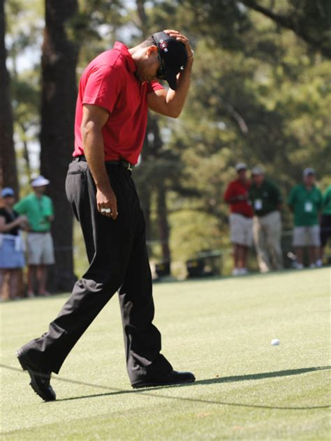 come out swinging like tiger woods wife tiger woods finishes 4th in masters tournament extratv com