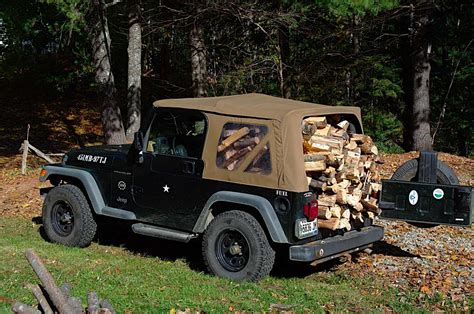 jeep hauling trailer it could have been worse a jeep saga true nomads need