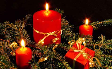 imagenes navidad velas fondo de pantalla con las velas de navidad imagenes de