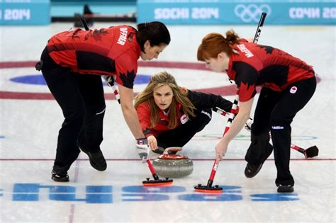 pictures of women of the winter olympics from the 1940s women of curling olympics 2014 page 6 askmen