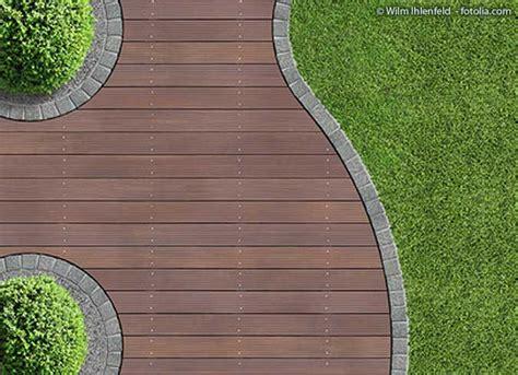 terrasse quer oder längs gartenwege gestalten auf gutem fu 223 e zum gartenhaus