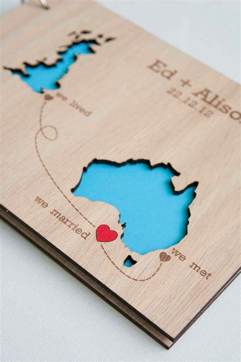 Handmade Guest Books - 10 brilliant wedding guestbook ideas